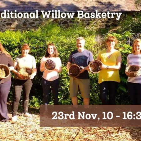 Traditional Willow Basketry – 23rd November