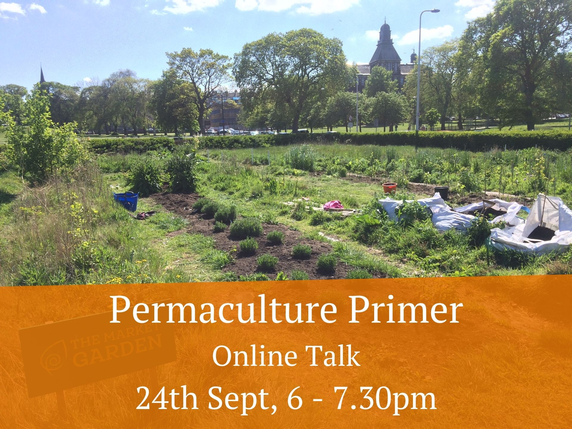 Permaculture primer term 9