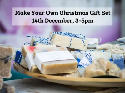 Make Your Own Christmas Gift Set – 14th December