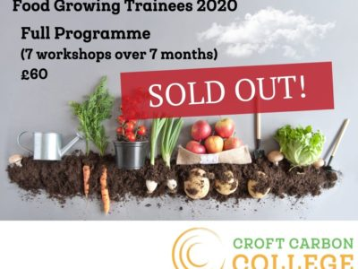 Food Growing Trainees 2020 – Full Course