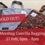 Morsbag Guerilla Bagging – 27 Feb